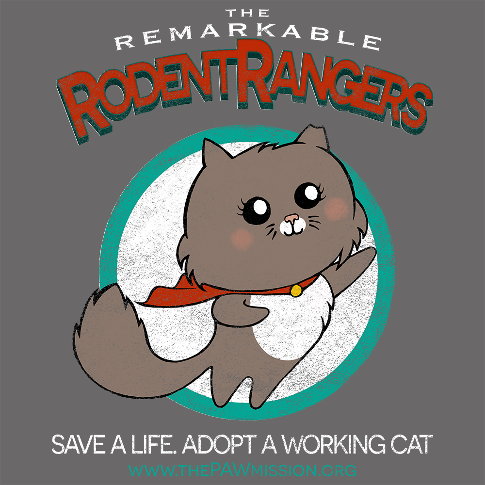Rodent Rangers Tee